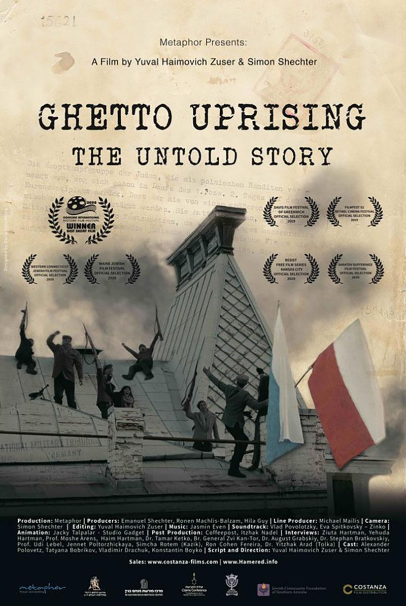 Ghetto Uprising-The Untold story
