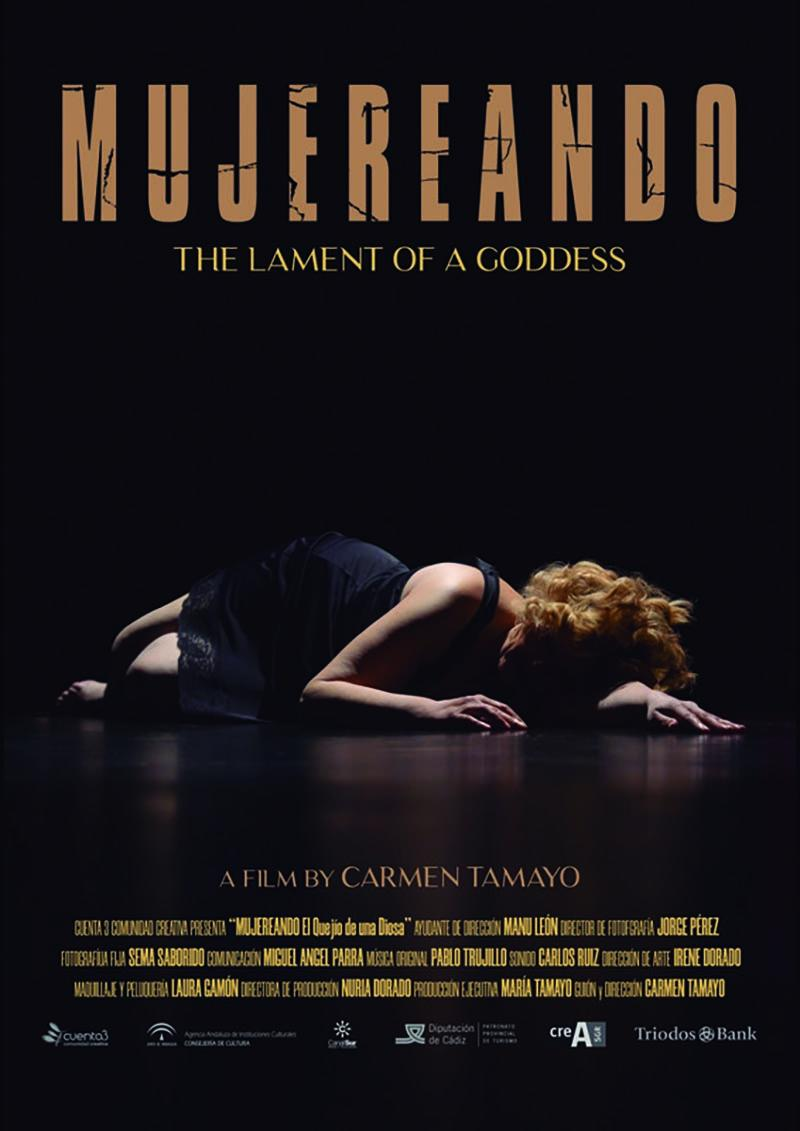 Mujereando. The lament of a goddess