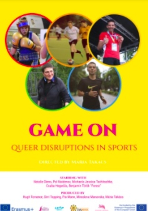 Game On, Queer Disruptions in Sports